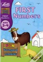 First Numbers 3-4