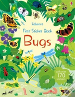 Wook.pt - First Sticker Book Bugs