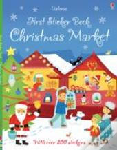 First Sticker Book Christmas Market