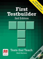 First Testbuilder 3rd Edition Student'S Book Without Key Pack