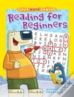 First Word Search Reading For Beginners