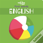 First Words - English - Board Book