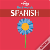 First Words - Spanish - Board Book