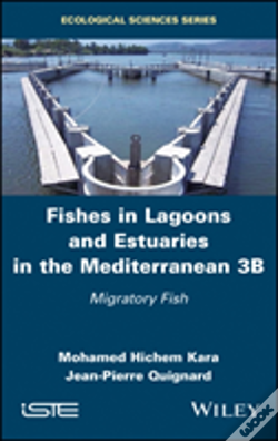 Wook.pt - Fishes In Lagoons And Estuaries In The Mediterranean V3b