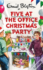 Five At The Office Christmas Party