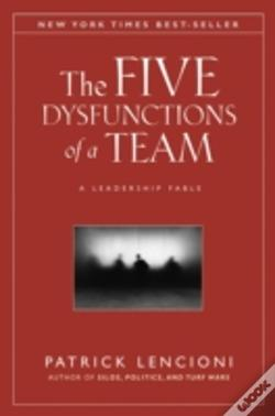 Wook.pt - Five Dysfunctions Of A Team