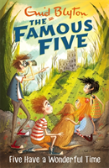 Five Have A Wonderful Time