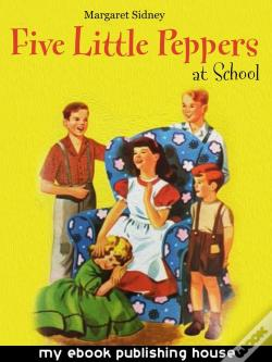 Wook.pt - Five Little Peppers At School