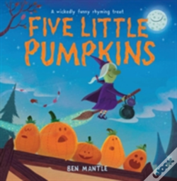 Wook.pt - Five Little Pumpkins