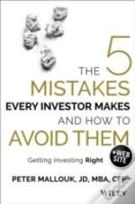 Five Mistakes Every Investor Makes And How To Avoid Them + Website