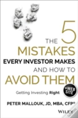 Wook.pt - Five Mistakes Every Investor Makes And How To Avoid Them + Website