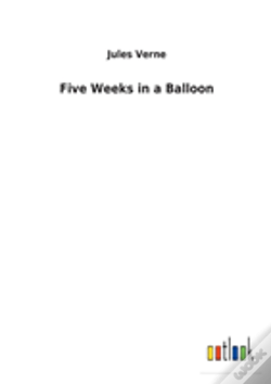 Wook.pt - Five Weeks In A Balloon