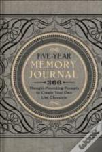Five Year Memory Journal