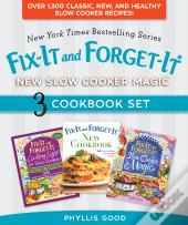Fix-It And Forget-It New Slow Cooker Magic Box Set