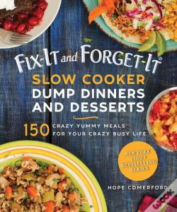 Wook.pt - Fix-It And Forget-It Slow Cooker Dump Cakes