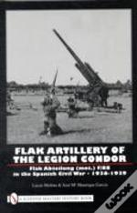 Flak Artillery Of The Legion Condor