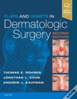 Wook.pt - Flaps And Grafts In Dermatologic Surgery