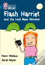 Flash Harriet And The Loch Ness Monsterband 13/Topaz