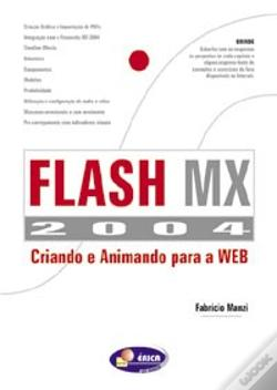 Wook.pt - FLASH MX 2004 - Criando e Animando para a Web