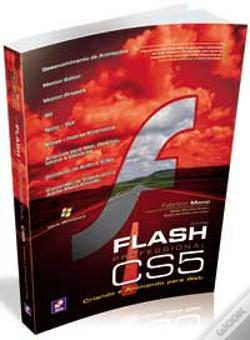 Wook.pt - Flash Professional CS5 - Criando e Animando para Web - para Windows