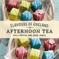 Wook.pt - Flavours Of England: Afternoon Tea