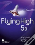 Flying High Level 5b Student'S Book And Workbook