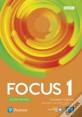 Focus 2e 1 Student'S Book (With Booklet) For Basic Pack