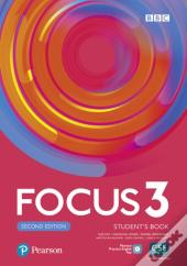 Focus 2e 3 Student'S Book (With Booklet) For Basic Pack