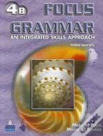 Focus On Grammar 4 Student Book B (Without Audio Cd)