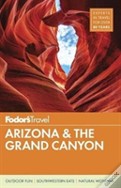 Wook.pt - Fodor'S Arizona & The Grand Canyon