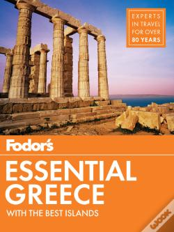 Wook.pt - Fodor'S Essential Greece
