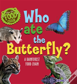 Wook.pt - Follow The Food Chain: Who Ate The Butterfly?