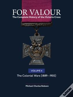 Wook.pt - For Valour The Complete History Of The Victoria Cross