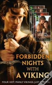 Forbidden Nights With A Viking: To Sin With A Viking / Enslaved By The Viking / Taken By The Viking / Defiant In The Viking'S Bed (Mills & Boon E-Book Collections) (Forbidden Vikings, Book 1)