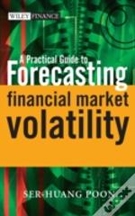 Forecasting Volatility In Financial Markets