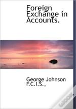 Foreign Exchange In Accounts.