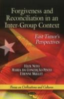 Forgiveness & Reconciliation In An Intergroup Context
