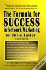 Formula For Success In Network Marketing