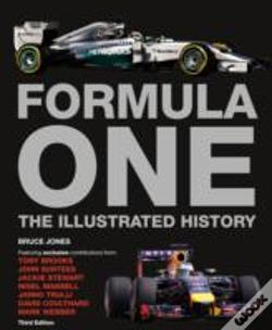 Wook.pt - Formula One The Illustrated History