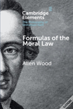 Wook.pt - Formulas Of The Moral Law