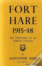 Fort Hare, 1915-48
