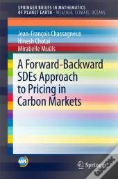 Forward-Backward Sdes Approach To Pricing In Carbon Markets