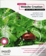 Foundation Website Creation With Css,Xhtml,And Javascript