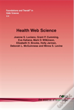 Foundations And Trends In Health Web Science