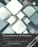 Foundations Of Finance Plus Myfinancelab With Pearson Etext, Global Edition