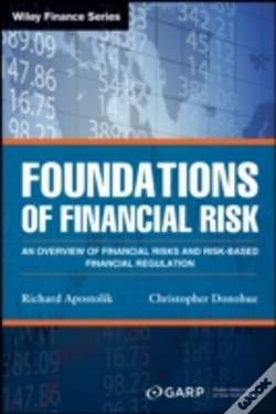 Wook.pt - Foundations Of Financial Risk