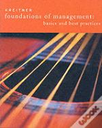 Foundations of Management: