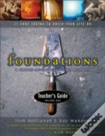 Foundationsteacher'S Guide