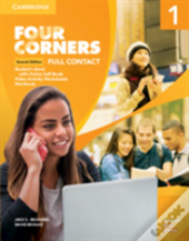 Four Corners Level 1 Full Contact With Online Self-Study
