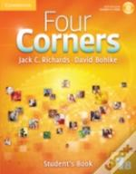 Four Corners Level 1 Student'S Book B With Self-Study Cd-Rom